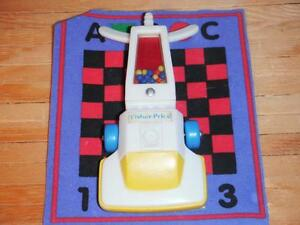 Fisher Price Toddler Toy Vaccuum fits Fisher Price Loving Family Dollhouse Baby