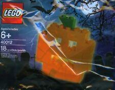 Lego Halloween Pumpkin set 40012 NEW Sealed Polybag RARE