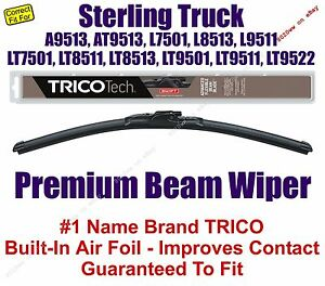 Wiper Qty 1 Beam Blade - fits 1999-2001 Sterling Truck A AT L LT Series - 19200