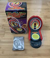 Tiger Bulls-Eye 41033 Ball Electronic Game 2003 W/ 3 Balls Box - Ships Same Day