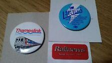 British Rail Badges