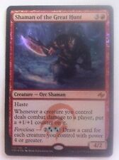 Shaman of the Great Hunt *Foil* - MTG - Fate Reforged *Foil*
