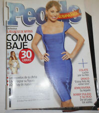 People Spanish Magazine Como Baje April 2013 101714R1