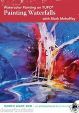 Watercolor Painting on YUPO  Painting Waterfalls with Mark Mehaffey DVD