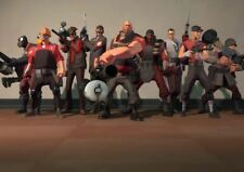 PS3 PS4 PC GAME TEAM FORTRESS (2) A3 ART PRINT POSTER GZ5632