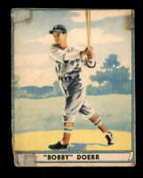 1941 Play Ball #64 Bobby Doerr POOR Red Sox 403537