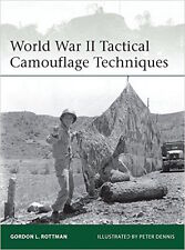 Osprey Elite 192: World War II Tactical Camouflage Techniques / NEU