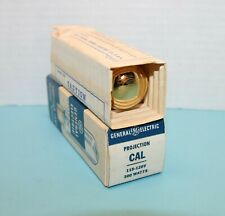 GE CAL PROJECTOR PROJECTION LAMP BULB 115-120V 300W -  NOS
