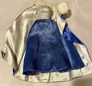 Vintage Tagged Barbie Midnight Blue #1617 Outfit