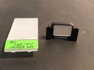 Moviecam 35mm Ground Glass 1.85/TV Center DOT