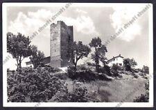 MODENA SERRAMAZZONI 06 TORRE BASTIGLIA Cartolina FOTOGRAFICA viaggiata 1956