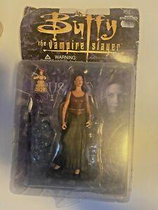 Buffy the Vampire Slayer Drusilla Figure (Unsold Shop Stock, Figure Mint, Card n