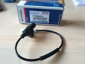 BN GENUINE GM DAEWOO BOSCH ABS Speed Sensor Rear Left 96283019 CHEVROLET Nubira