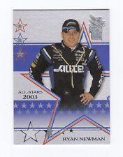 *2003 VIP LAZER EXPLOSIVE #LX29 Ryan Newman BV$20! No Serial #--VERY RARE!