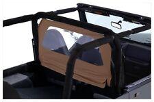 One New RT Off-RoadRear Cab Wind Breaker Screen (Spice) - Crown# WB10037