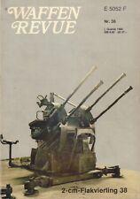 MAGAZINE WAFFEN REVUE 1980 Nr. 36