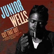 Cut That Out [LP] by Junior Wells (Vinyl, Sep-2015, Wax Time)