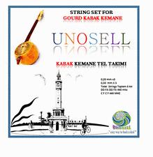 UNOSELL:: STRING SET FOR TURKISH STRING INSTRUMENT KABAK KEMANE