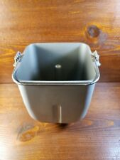 New listing Chefmate Bread Maker Loaf Pan Bucket Model Hb-12W Replacement Part -Pan /paddle