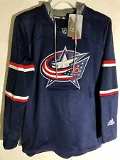 CCM Women's NHL Fashion Columbus Blue Jackets Team Navy sz M