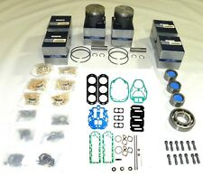 WSM Mercury 200 Hp 2.4L Chrome Bore Rebuild Kit 100-10-10, 8332A4, 8333A4, 8666A