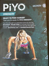5 DVDS WORKOUT FITNESS PROGRAM WITH GUIDES & BONUS NEW & FAST SHIP