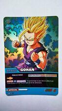 Carte Dragon ball Z Gohan DB-415 Brillante / HOLO
