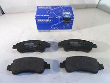 Citroen C3 C4 DS3 Front Brake Pads Set 2002-Onwards GENUINE BRAKEFIT
