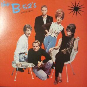 THE B 52'S- WILD PLANET LP VINILE 1980 ottimo Genere: Rock  Stile: New Wave