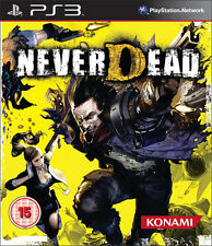 NeverDead PS3 *in Excellent Condition*