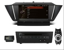 AUTORADIO MONITOR NAVIGATORE GPS BMW X1 E84 2009-2013 DVD BLUETOOTH USB SD