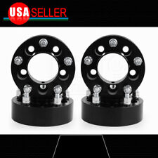 """2"""" Wheel Spacers 5X4.5 To 5x5.5 Hub Centric For Ford F-150 Raptor Expedition"""
