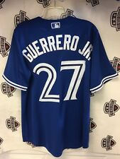 Vladimir Guerrero Jr Toronto Blue Jays Replica MLB Baseball Jersey Large