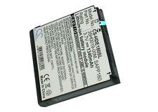 3.7 V Batteria per HTC A6161, MAGIC, Sapphire 100, 35h00119-00m, Pioneer, SAPP160