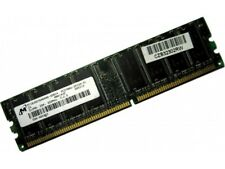 512 MB PC2700 DDR-333MHz no ECC unbuf CL2.5 184-Pin DIMM (Mt 16 VDDT 6464AG-335C4)