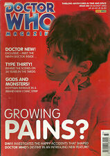 RARE Back Issue - DOCTOR WHO MAGAZINE #333 - Carole Ann Ford - 2003