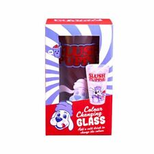 Slush Puppie Colour Changing Drinking Glass - Boxed Retro Gift