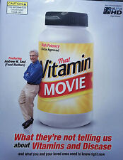 That Vitamin Movie *NEW & SEALED* (FREE SHIPPING!)