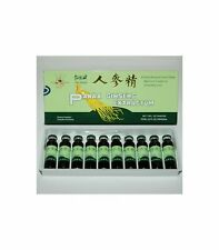 PANAX GINSENG, 10 fiale