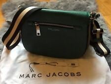 MARC JACOBS Saddle Bag  emerald grün