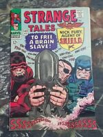 STRANGE TALES  #143 1966 MARVEL Comics  To Free A Brain Slave Book CS