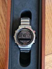 Garmin Fenix Chronos Titanium multi sports watch