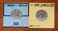 "2x 7"" Singles - Peter Wolf, Come As You Are, Lights Out - EMI America"