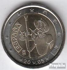 Espagne 2005 brillant universel (BU) 2005 2 euro 400 Années don Quijote