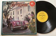CLIFF PORTWOOD - The Two Sides of Cliff Portwood (ORIGINAL 1977 LP) HAM 019