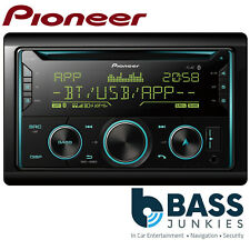 Pioneer FH-S720BT Double Din USB CD MP3 AUX Bluetooth iPhone Android Car Stereo