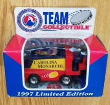 Zamboni Team Collectible AHL Carolina Monarchs Hockey Limited Edition Diecast