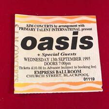 Concert Memorabilia