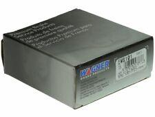 For 1990-1991 Mercedes 350SDL Brake Pad Sensor Front Wagner 26514PV