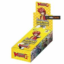 Cardfight Vanguard TCG: Fighters Collection 2017 G-FC04 Booster Box: 10 Packs
